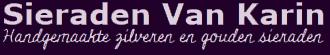 Logo sieraden Van Karin
